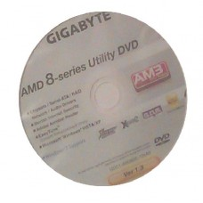 original gigabyte Mainboard Treiber CD DVD GA-890GX Chipset  Win XP 7 Vista ~4