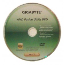 original gigabyte Mainboard Treiber CD DVD Fusion GA-A55M-DS2 Win XP 7 Vista ~11