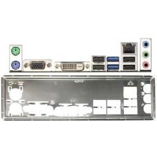 ATX Blende I/O shield ASRock F2A75M-DGS #109 io schield NEU OVP K10N78M Pro new