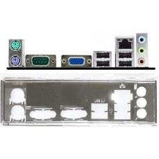 ATX Blende I/O shield ASRock 760GM-GS3 #12 760GM-S3 N61P-S N61P-GS N68-S G41M-S