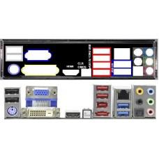 ATX Blende I/O shield ASRock 880G Pro3 NEU OVP io #132