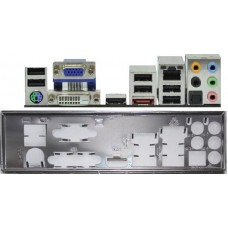 ATX Blende I/O shield ASRock H67M H67M-ITX #245 io schield NEU OVP backplate new