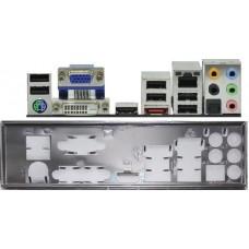 ATX Blende I/O shield ASRock Z68M-ITX/HT #245 io schield NEU OVP H61MITX bracket