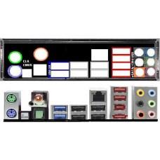 ATX Blende I/O shield ASRock X79 Extreme6 #463 Extreme io NEU backplate bracket