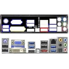 ATX Blende I/O shield ASRock FM2A85X Extreme 4 #508 io schield NEU OVP bracket