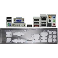 ATX Blende I/O shield ASRock Z68M-ITX/HT #502 io schield NEU OVP H61MITX bracket