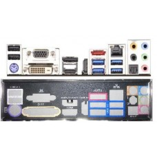 ATX Blende I/O shield ASRock FM2A88X Extreme6+ #644 NEU NEW Extreme bracket FM2