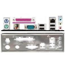 ATX Blende I/O shield Asus  P4S33 P4S8X P4SDX M2N4-SLI  #107 A7S8X  K8V-X
