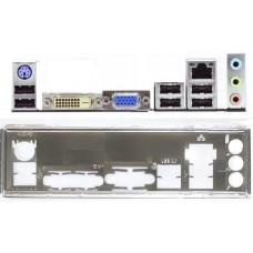 ATX Blende I/O shield Asus P8H61-M LE NEU OVP io #197 P8H61-M LE USB3 schield