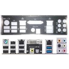ATX Blende I/O shield Asus P8B WS #236 io schield NEU OVP P8BWS Workstation