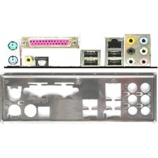ATX Blende I/O shield Asus A8N-E #262 io schield NEU OVP