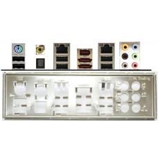 ATX Blende I/O shield Asus P5K-WS P5K64-WS #357 io bracket NEU NEW Workstation