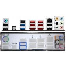 ATX Blende I/O shield Asus M5A97 EVO R2.0 #543 io schield NEU OVP M5A97 EVO new