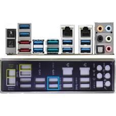 ATX Blende I/O shield Asus X99-E WS USB 3.1 #981 io shield NEU Workstation 1508