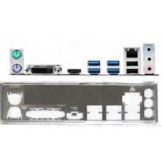 ATX Blende I/O shield Asus Z170-P D3 #988 io shield NEU bracket backplate new