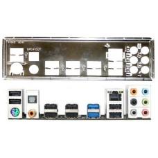 ATX Blende I/O shield GA-P55A-UD3 io NEU #182 OVP GA-P67A-UD3 backplate bracket
