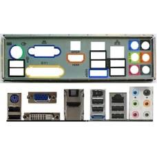 ATX Blende I/O shield MSI DKA790X Platinum #843 io OVP NEU bracket new backplate