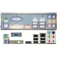 ATX Blende I/O shield MSI G41M-FIDP #844 io OVP NEU bracket new backplate new