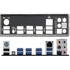 ATX Blende I/O shield MSI X99S SLI Plus #932 io OVP NEU backplate bracket new