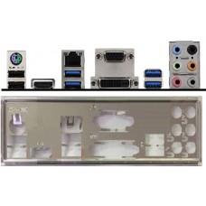 ATX Blende I/O shield MSI Z97S Krait Edition #934 io OVP NEU backplate new 1508