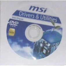 original MSI Mainboard Treiber CD DVD H61MU-E35 °23 Driver Windows XP Vista WIN
