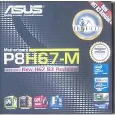 Zubehoer Asus P8H67-M B3 manual CD DVD s-ata3 Kabel i/o shield NEU OVP io NEW xwx