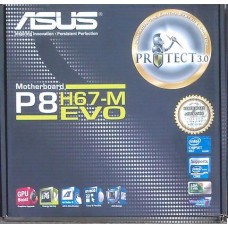 Zubehoer Asus P8H67-M EVO B3 manual CD DVD s-ata3 Kabel i/o shield NEU OVP io xwx