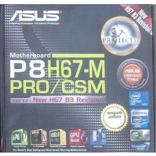 Zubehoer Asus P8H67-M PRO/CSM B3 manual CD DVD s-ata3 Kabel io shield NEU OVP xwx