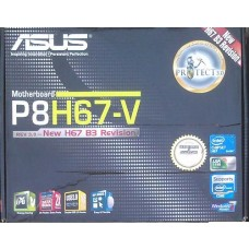 Zubehoer Asus P8H67-V B3 manual CD DVD s-ata3 Kabel i/o shield NEU OVP io NEW xwx
