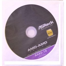original ASRock Mainboard Treiber CD DVD 890GX Pro3 R2.0 *52 Win XP Vista driver
