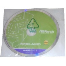 original Treiber ASRock 890GX Extreme4 *8 CD DVD OVP NEU XP Vista Win 7 890