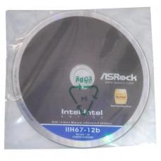 original Treiber ASRock H67M-GE/HT *3 CD DVD OVP NEU Win XP Vista 7 H67M-ITX/HT
