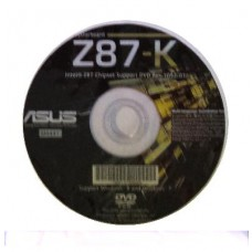 original asus Mainboard Treiber CD DVD Z87-K WIN 7 8 NEU Windows driver new