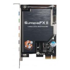 Asus Soundkarte Supreme FX2 II FX 2 Striker Rampage Maximus II P5N72-T Crosshair