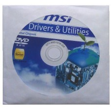original MSI Mainboard Treiber CD DVD G41TM-E43 °12 Windows 7 Vista Win XP -E33