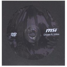 original MSI Mainboard Treiber CD DVD B85-G41 °25 Driver Win XP Vista 7 8 32/64