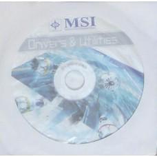 original MSI Mainboard Treiber CD DVD K9N SLi Platinum °22 Driver Windows XP WIN