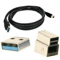 Asus 100 cm USB3 Kabel Stecker A B Audio 1m NEU OVP A/B USB 3.0