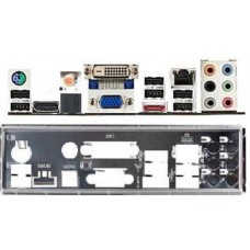 ATX Blende i/o shield Zotac 9300-ITX WiFi #440 NEU io backplade NM10-ITX bracket