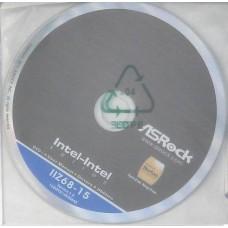 original ASRock Mainboard Treiber CD DVD Z68 Pro3 GEN3 *33 Win 7 Windows driver