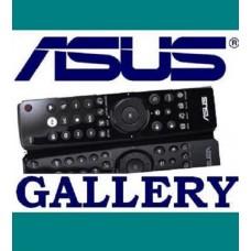 Asus Fernbedienung remote o!play oplay Gallery HD NEU OVP Batterien IR Modul