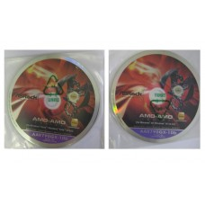 original ASRock Mainboard Treiber DVD M3A790GXH/128M ~