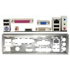 ATX Blende Gigabyte i/o shield M85M-US2H M78SM-S2H #177 NEU io backplate NEW OVP