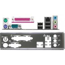 ATX Blende I/O shield Gigabyte Ga-945Pl-S3 945P-S3 #810 io NEU backplate bracket